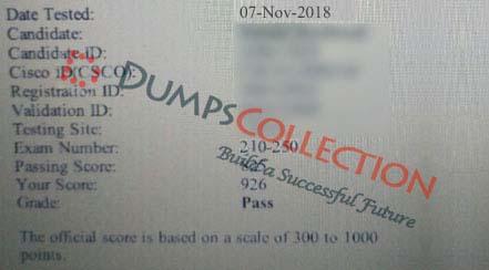 210-250 dumps
