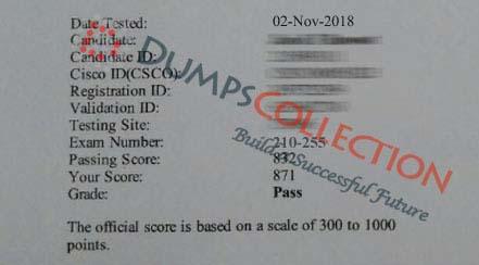210-255 dumps