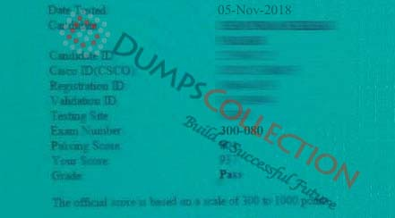 300-080 dumps