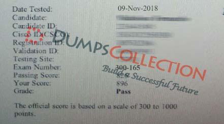 300-165 dumps
