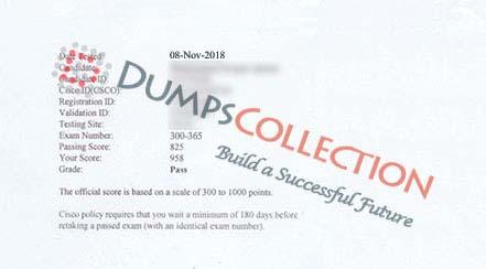 300-365 dumps